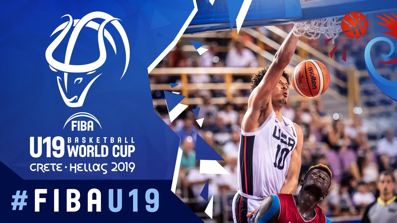 Top 10 BEST Dunks from the FIBA U19 Basketball World Cup 2019