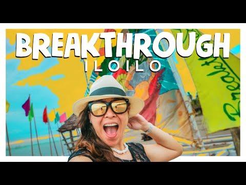Christia goes to Iloilo!