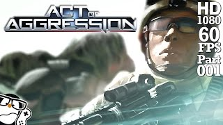 Act of Aggression #001 - Einblick | Mission 1 & 2 [Deutsch|German] | Let