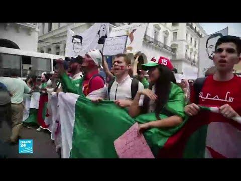 شوارع الجزائر على موعد مع المتظاهرين للجمعة الـ 35 من الحراك الشعبي  - 18:55-2019 / 10 / 18