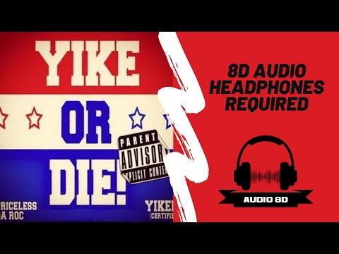"DŸLN ‒ YIKE OR DIE ""Lil Mama Show Me How You Move It"" [TikTok Remix] (Lyrics)8D REMIX"