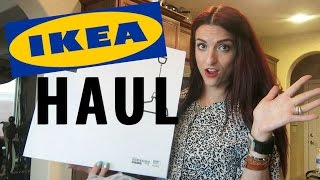 Ikea Haul|#shanaemily