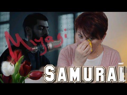 SAMURAI - MIYAGI реакция УЧИТЕЛЯ МУЗЫКИ