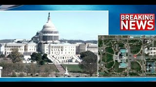 US Capitol on Lockdown After Shots Fired