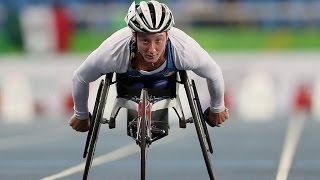 Rio 2016 Paralympic Games   Athletics Day 1
