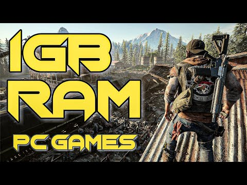 Top 10 PC Games For (1GB RAM) | Low End PC Games (With Download Link) Part 1
