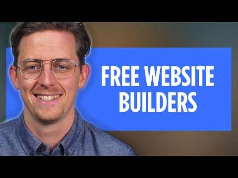 Best FREE Website Builders! [2019]