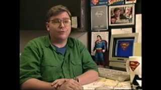 (Hal Jordan/Paralaks tarafından barındırılan)DC Comics ''Sıfır Saat'' 1994 Tanıtım Videosu