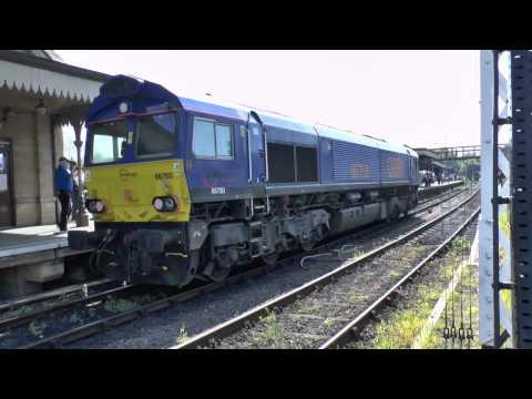 Best Diesel Locomotive Thrash Compilation