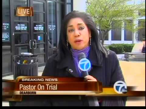 Pastor Terry Jones in court