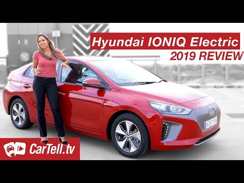 Hyundai Ioniq Electric Review | Australia
