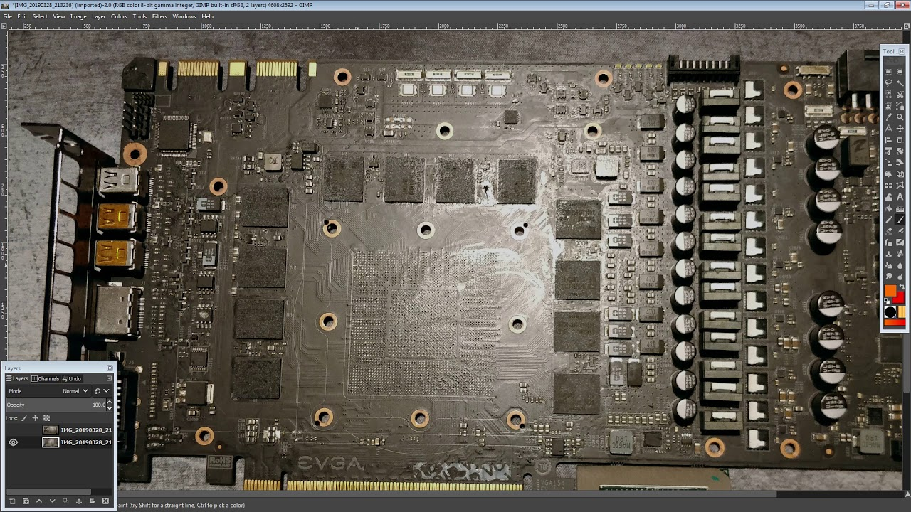 PCB Breakdown: EVGA GTX 980Ti Kingpin Edition