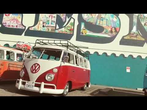 Vw buses and bugs take over Fresno California