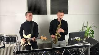 Live Sax and Guitar // Pete Heller - Big Love (David Penn)