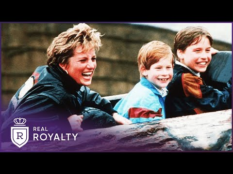 How Diana's Death Shaped William & Harry   My Mother Diana   Real Royalty with Foxy Games