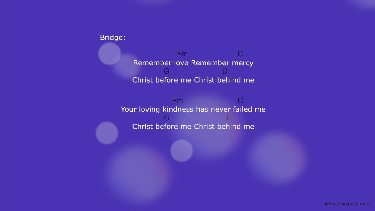 Jesus I Need You Hillsong Worship Lyric Chords Youtube