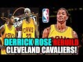 REBUILDING THE DERRICK ROSE CLEVELAND CAVALIERS! THIS TEAM IS STACKED! NBA 2K17 MY LEAGUE