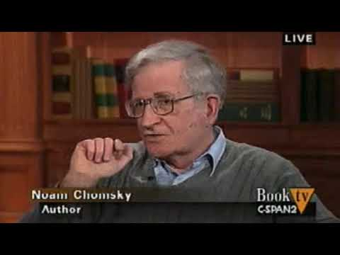 Noam Chomsky: The Soviet Union was the exact opposite of Socialism