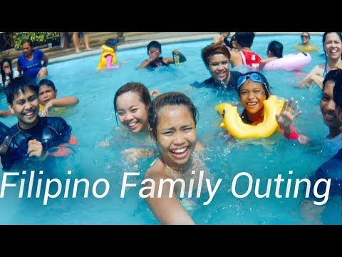 May Pa-OUTING Si Mayora! (How Filipino Family Outings Really Are - Batangas)