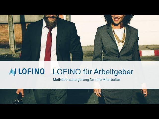 LOFINO für Arbeitgeber