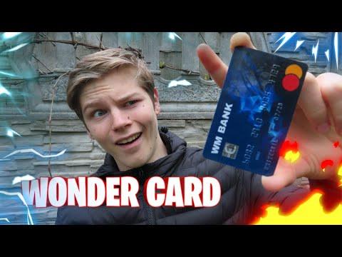 WONDER CARD By WONDER MAKERS | MAGIC FIVE | ОБЗОР