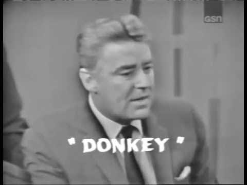 PASSWORD 1964-10-29 Eydie Gorme & Tony Randall