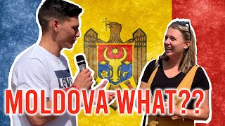 DO AMERICANS KNOW ABOUT MOLDOVA?