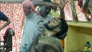 World's Greatest Head Massage (Face Massage) Part 3 - Baba The Cosmic Barber & Puremassage | ASMR