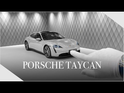 Very special electric Car ! The Porsche Taycan - Detailed Walkaround | Luxury Cars Hamburg