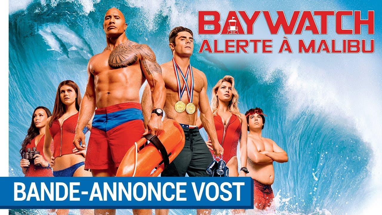BAYWATCH – ALERTE À MALIBU - Bande-annonce Red Band VOST [actuellement au cinéma]