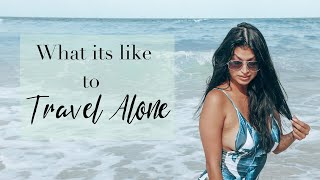 What's it like to travel as  a solo female traveler? Video Recap