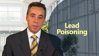 Lead Poisoning Lawyer Video - d