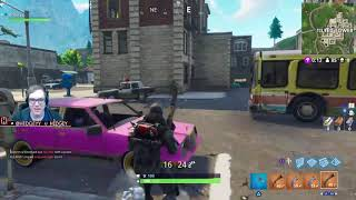 Fortnite Battle Royale Havoc Twitch Skin Gameplay