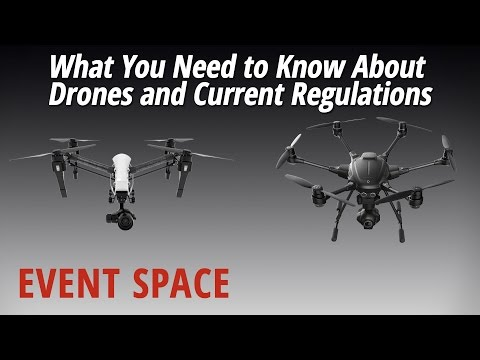 What You Need to Know About Drones and Current Regulations