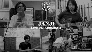 GIGI - Janji ( Live #DiRumahAja )