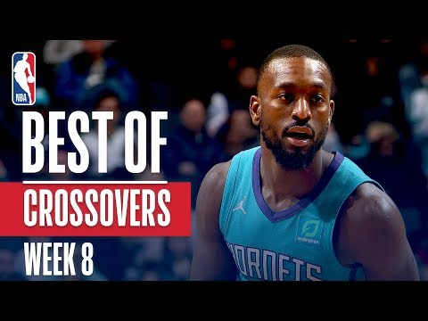 NBA's Best Crossovers | Week 8
