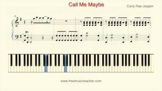 How To Play Piano: Carly Rae Jaspen