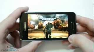 Обзор Samsung Galaxy S Advance I9070 (review)