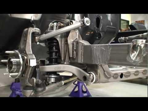 Detroit Speed. Inc. - X-Gen Front Suspension Module