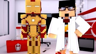 Minecraft: IRON MAN ARMOR - BREAKMEN Ep. 9 ‹ AMENIC ›