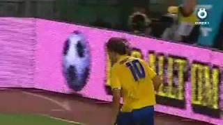 Zlatans mål mot Ungern i sista sekunden!