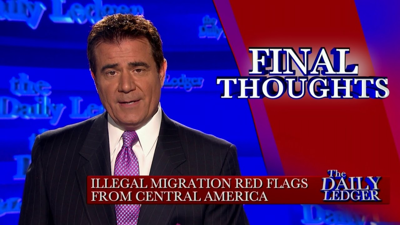 OAN Network - Final Thoughts: Immigration Red Flags