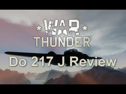 War Thunder: Do 217 J Review