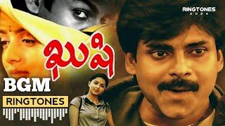 Kushi Instrumental BGM Ringtones Telugu | Kushi Background Music | Pawan Kalyan BGM | Download Now👇