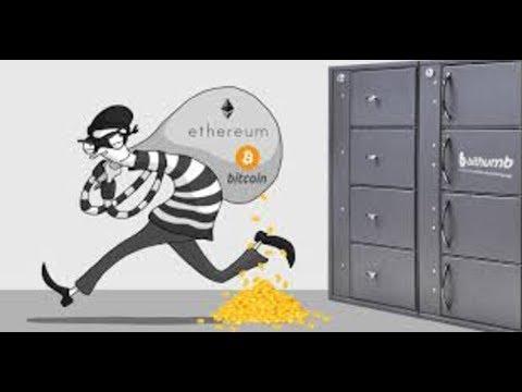 100 Million Worth of Bitcoins Stolen Again