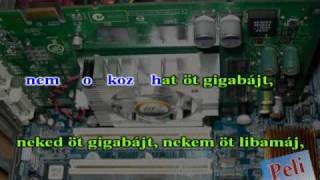 Magyar Karaoke - Magna Cum Laude- Vidéki sanzon