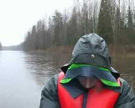 рыбалка река блудная