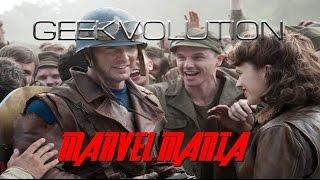 Marvel Mania Day 29 | Captain America: The First Avenger