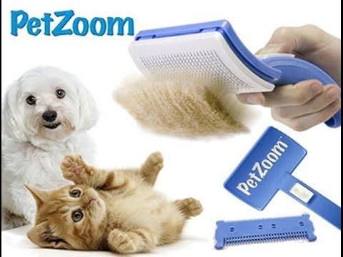 Pet Zoom Tüy Kesme Aleti ve Kedi Köpek Tarağı indirimsmart.com