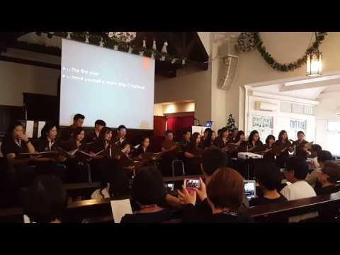 The first noel ~ Shyam Choir